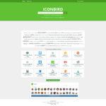 Поисковая система иконок IconBird