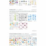 Icon sets & stock icons