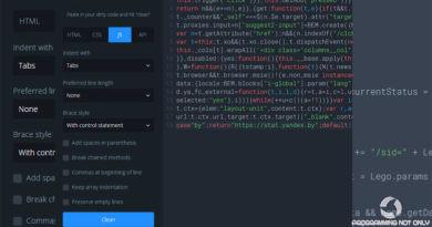 Чистый код для вебразработчика