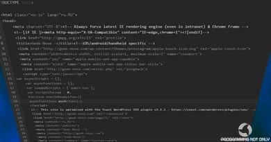 Online-редакторы кода для вебразработчика