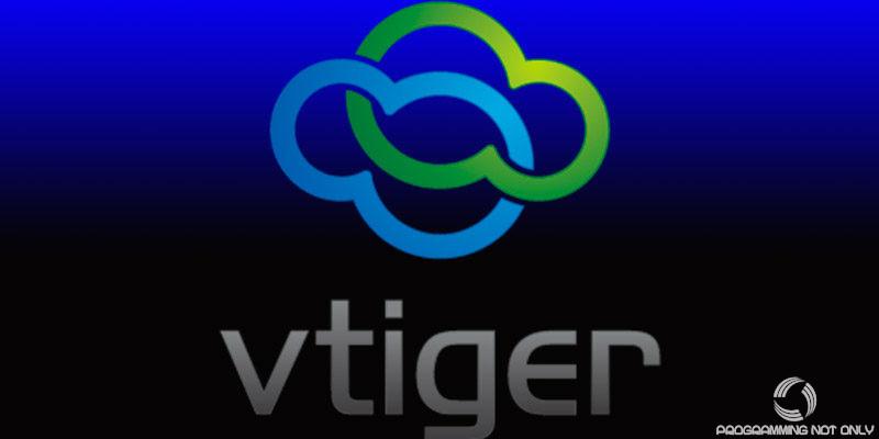 Типы typeofdata для полей модуля vTiger CRM