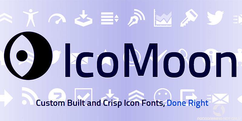 icomoon-app
