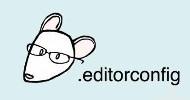 Одинаковые настройки для всех IDE (файл .EditorConfig)