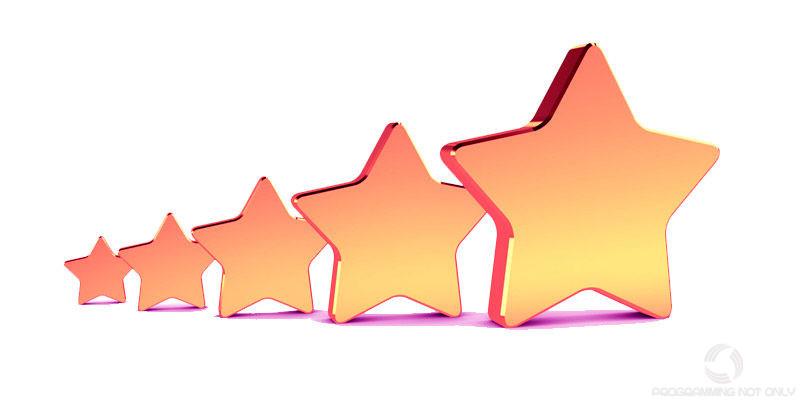 Правильный рейтинг на PHP