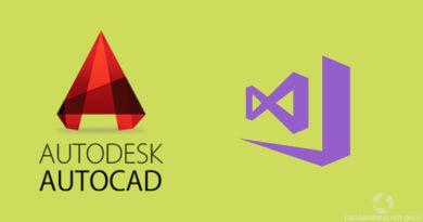 Autocad & Visual Studio