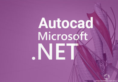 Класс для работы со слоем в Autocad .NET API